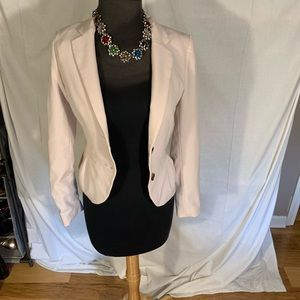 H&M tapered cut fitted blazer. Size 2